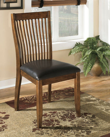 Shop Ashley Furniture Stuman Dining Uph Side Chair at Mealey's Furniture