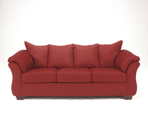 Shop Ashley Furniture Darcy Salsa Sofa at Mealey's Furniture