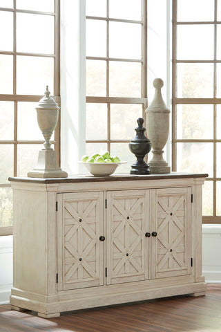Shop Ashley Furniture Bolanburg Dining Room Server at Mealey's Furniture