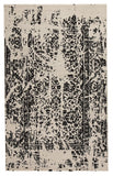 Jag Black/White Large Rug