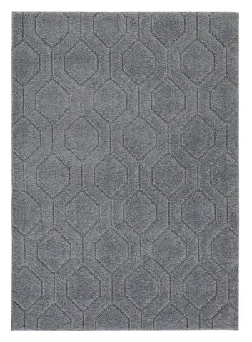 Shop Ashley Furniture Matthew Titanium Large Rug at Mealey's Furniture