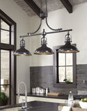 Shop Ashley Furniture Joella Metal Pendant Light (1/CN) at Mealey's Furniture