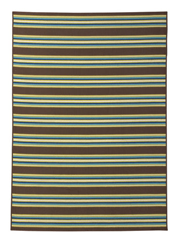 Shop Ashley Furniture Matchy Lane Brown/Blue/Green Medium Rug at Mealey's Furniture