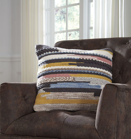 Shop Ashley Furniture Rayford Multi Pillow at Mealey's Furniture