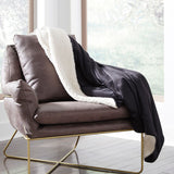 Shop Ashley Furniture Romeo- Black Throw at Mealey's Furniture