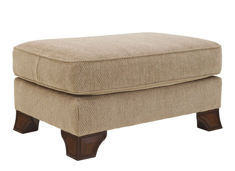 Shop Ashley Furniture Lanett Barley Ottoman at Mealey's Furniture