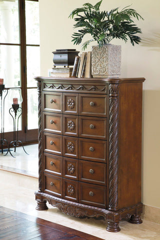 Shop Ashley Furniture North Shore Chest at Mealey's Furniture