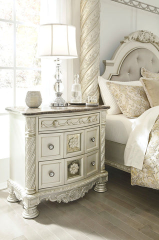 Shop Ashley Furniture Cassimore Three Drawer Night Stand at Mealey's Furniture