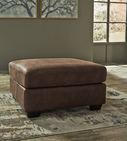 Shop Ashley Furniture Bladen Chocolate Oversized Accent Ottoman at Mealey's Furniture