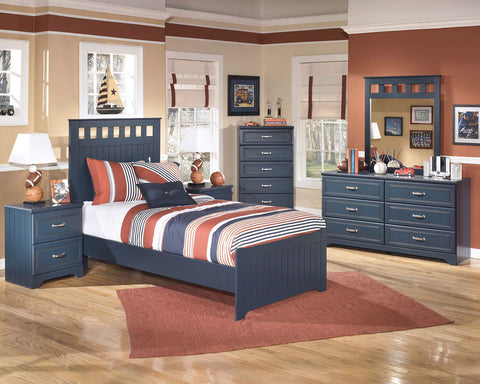 Shop Ashley Furniture Leo Ntstand Replicated at Mealey's Furniture