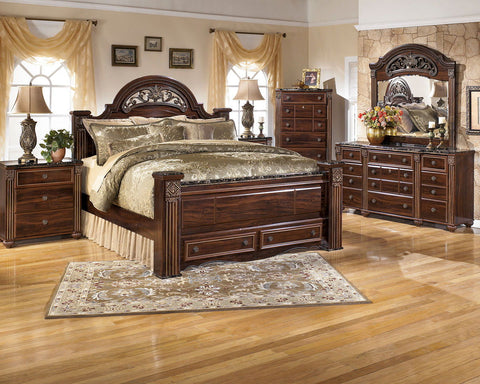 Shop Ashley Furniture Gabriela 3  Drawer Night Stand at Mealey's Furniture