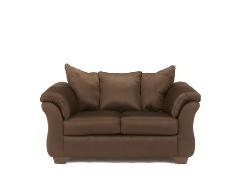 Shop Ashley Furniture Darcy Cafe Loveseat at Mealey's Furniture