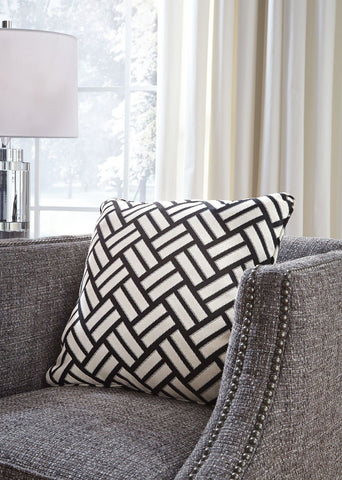 Ayres- Black/White Pillow