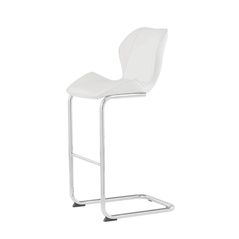 Bar Stool- White