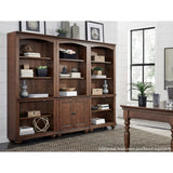 "Oxford 77"" Door Bookcase"