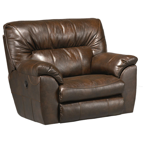 Shop Jackson Nolan Godiva Godiva Extra Wide Cuddler Recliner at Mealey's Furniture