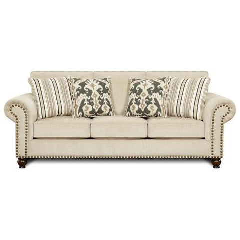 Shop Fusion Fairy Sand Sofa at Mealey's Furniture