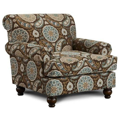 Shop Fusion Artisan  Accent Chair at Mealey's Furniture