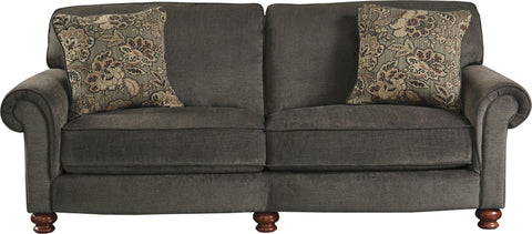 Shop Jackson Downing Charcoal Sofa at Mealey's Furniture