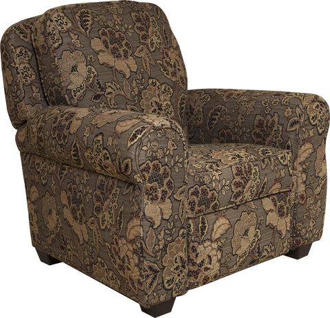 Shop Jackson Downing Charcoal Press Back Recliner at Mealey's Furniture