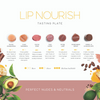 "Luk Beautifood Lip Nourish ""Tasting Plate"" Nudes and Neutrals"