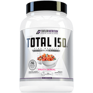 TOTAL ISO PROTEIN POWDER