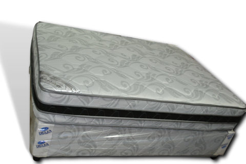 Silver Bed Set