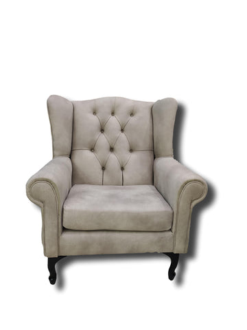 Wing back chair - Stylish, Comfortable and Affordable - Available Online Store and In-store
