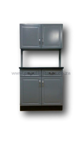 Bafana Dresser Black And Grey