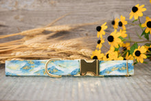 Load image into Gallery viewer, Golden Mountains Dog Collar