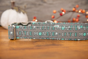 Little Monster Dog Collar