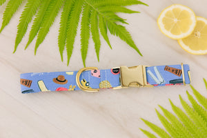 Vacation Dog Collar