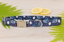 Load image into Gallery viewer, Narwhal Dog Collar