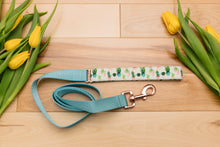 Load image into Gallery viewer, Succulent and Cactus Customizable Matching Dog Leash