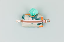 Load image into Gallery viewer, Minty Clementine Waste Bag Holder