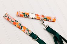 Load image into Gallery viewer, Happy Oranges Matching Dog Leash