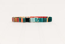 Load image into Gallery viewer, Southwest Stripes Breakaway Cat Collar