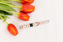 Load image into Gallery viewer, Ditsy Watercolour Floral Breakaway Cat Collar