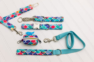 Under the Sea Matching Dog Leash