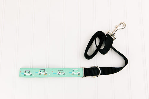 Golf Cart Matching Dog Leash