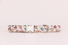 Load image into Gallery viewer, Retro Tattoo Valentine's Dog Collar