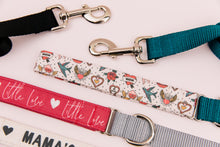 Load image into Gallery viewer, Retro Tattoo Valentine's Matching Dog Leash