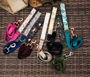 Wild Horses Customizable Matching Dog Leash