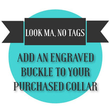 Load image into Gallery viewer, Engrave Your Buckle