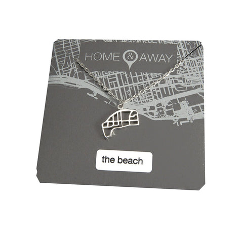 The Beach(es) Pendant