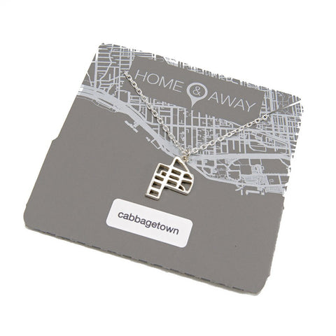 cabbagetown toronto neighborhood pendant