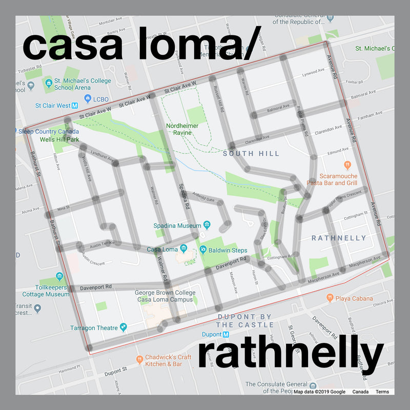 Casa Loma/Rathnelly Pendant