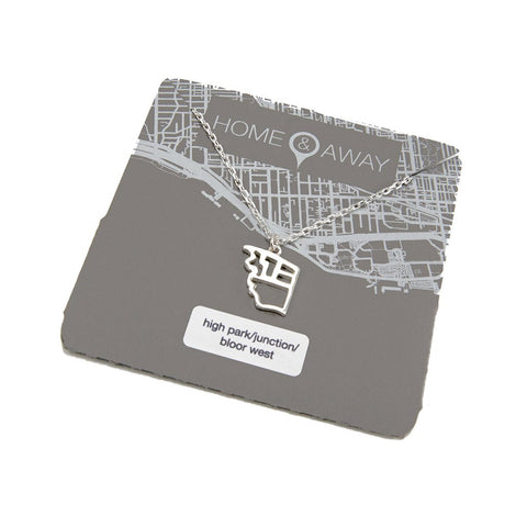 high park junction bloor toronto neighborhood pendant