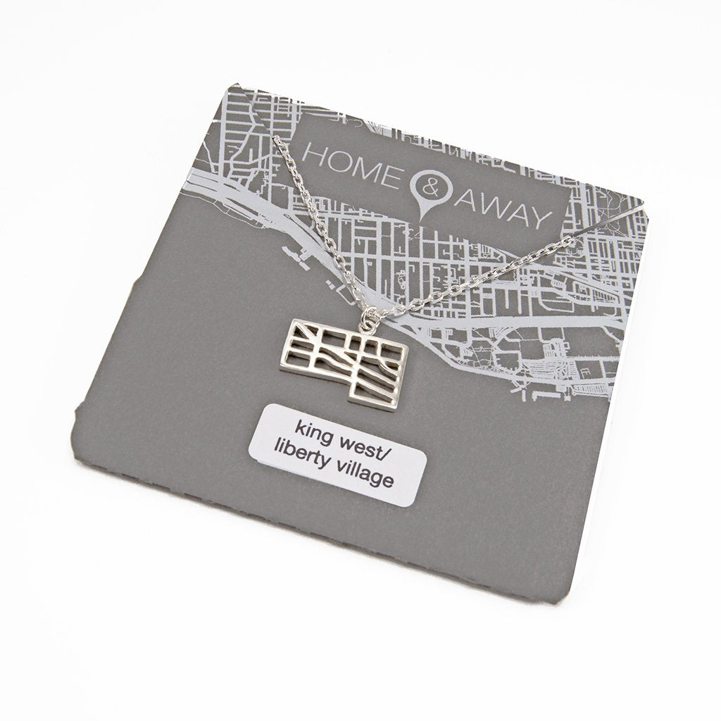 king west liberty village toronto pendant
