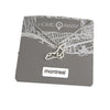 montreal quebec map pendant necklace